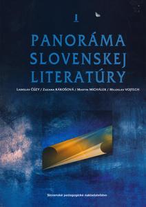 Obrázok Panoráma slovenskej literatúry I