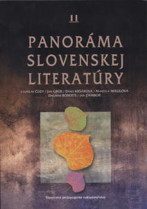 Obrázok Panoráma slovenskej literatúry II