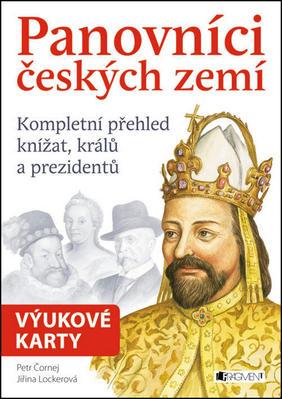 Obrázok Panovníci českých zemí Výukové karty