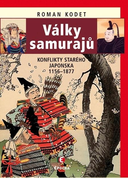 Války samurajů - Roman Kodet