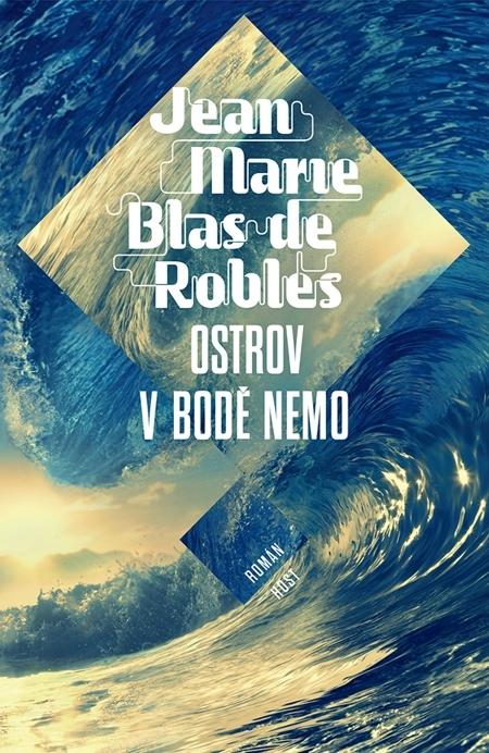 Ostrov v bodě Nemo - Jean-Marie Blas de Robles