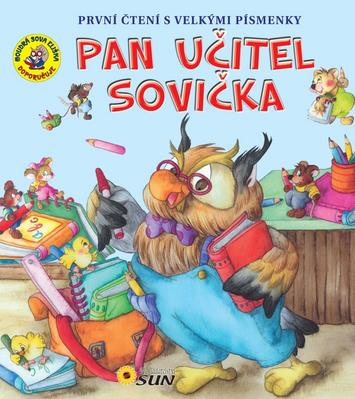 Obrázok Pan učitel Sovička