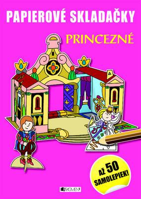 Obrázok Papierové skladačky Princezné