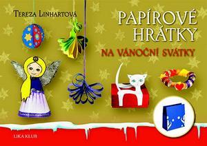 Obrázok Papírové hrátky Na vánoční svátky
