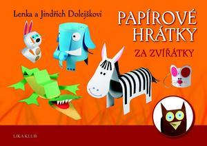 Obrázok Papírové hrátky Za zvířátky