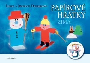 Obrázok Papírové hrátky Zima