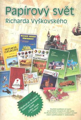 Obrázok Papírový svět Richarda Vyškovského