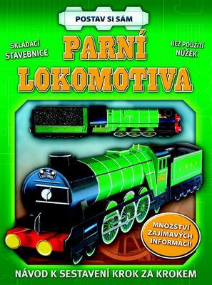 Obrázok Parní lokomotiva postav si sám