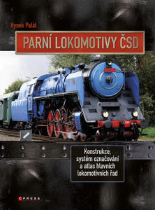 Obrázok Parní lokomotivy ČSD