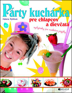 Obrázok Párty kuchárka pre chlapcov a dievčatá