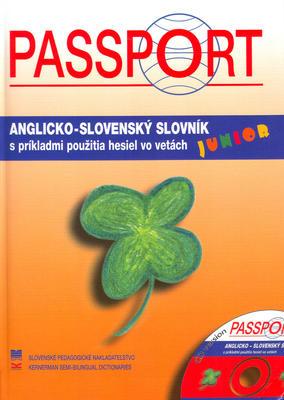 Obrázok Passport junior + CD