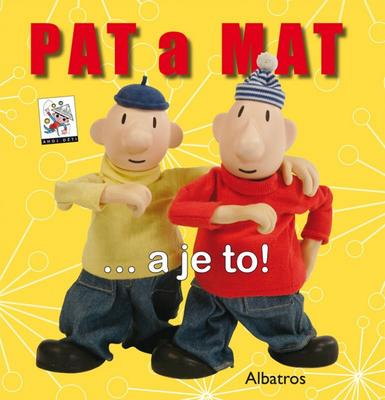 Obrázok Pat a Mat ... a je to!
