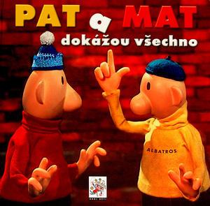 Obrázok Pat a Mat dokážou všechno
