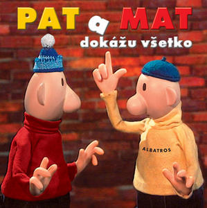 Obrázok Pat a Mat dokážu všetko
