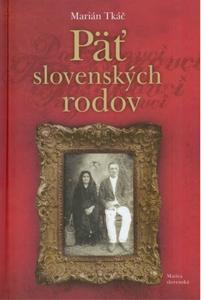 Obrázok Päť slovenských rodov
