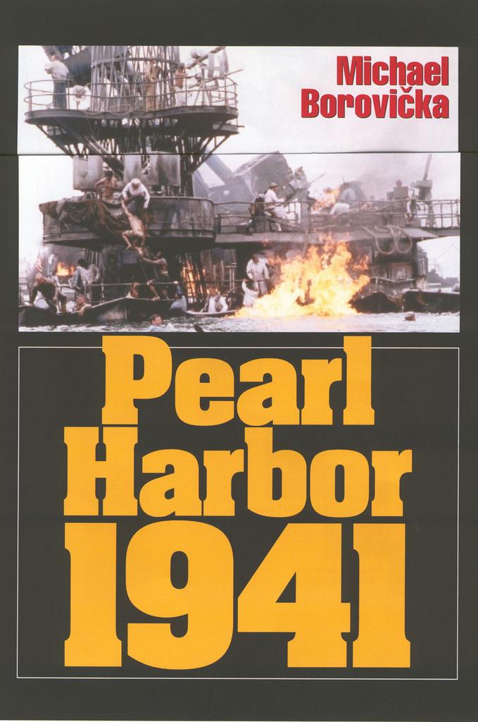 Pearl Harbor 1941 - Michael Borovička