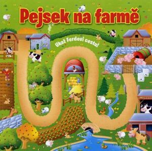 Obrázok Pejsek na farmě