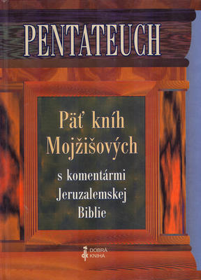 Obrázok Pentateuch 5 kníh Mojžišových
