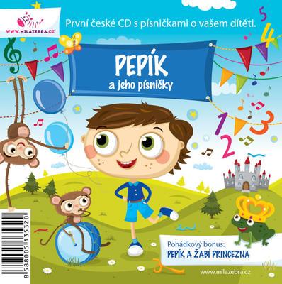 Obrázok Pepík a jeho písničky