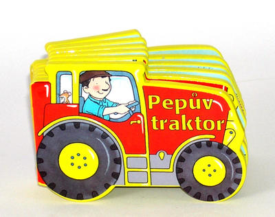 Obrázok Pepův traktor