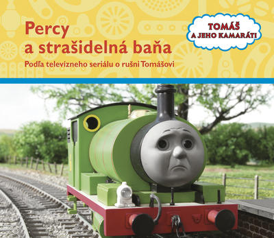 Obrázok Percy a strašidelná baňa