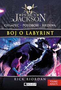 Obrázok Percy Jackson Boj o labyrint