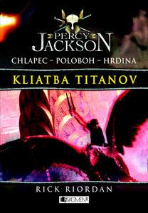 Obrázok Percy Jackson Kliatba Titanov