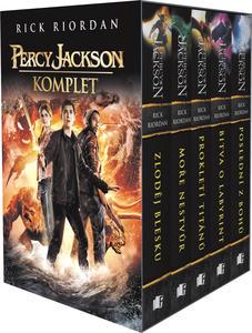 Obrázok Percy Jackson Komplet 1-5