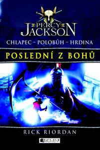 Obrázok Percy Jackson Poslední z bohů