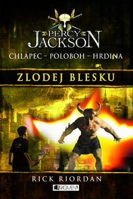 Percy Jackson Zlodej blesku