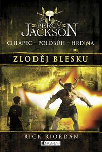 Obrázok Percy Jackson Zloděj blesku