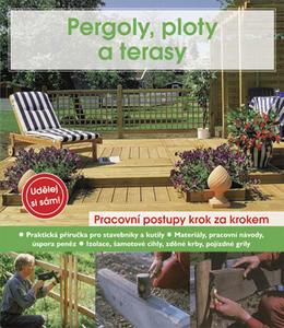 Obrázok Pergoly, ploty a terasy