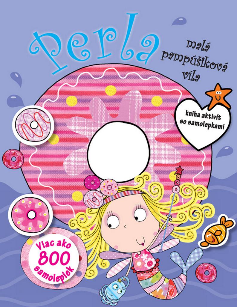 Perla, malá pampúšiková víla