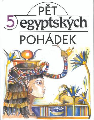 Obrázok Pět egyptských pohádek
