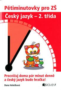 Obrázok Pětiminutovky pro ZŠ Český jazyk - 2. třída
