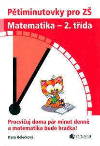 Obrázok Pětiminutovky pro ZŠ Matematika - 2. třída