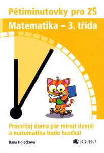 Obrázok Pětiminutovky pro ZŠ Matematika - 3. třída