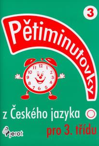 Obrázok Pětiminutovky z Českého jazyka pro 3. třídu