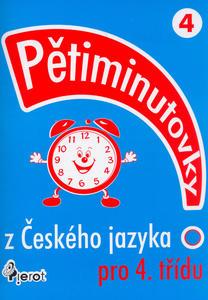 Obrázok Pětiminutovky z Českého jazyka pro 4.třídu