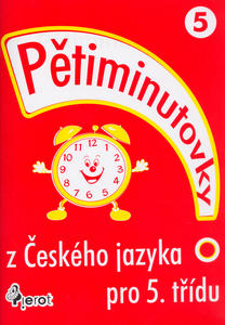 Obrázok Pětiminutovky z Českého jazyka pro 5.třídu