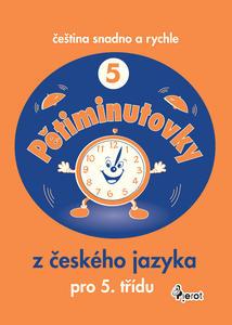Obrázok Pětiminutovky z Čezyka jazyka pro 5 třídu