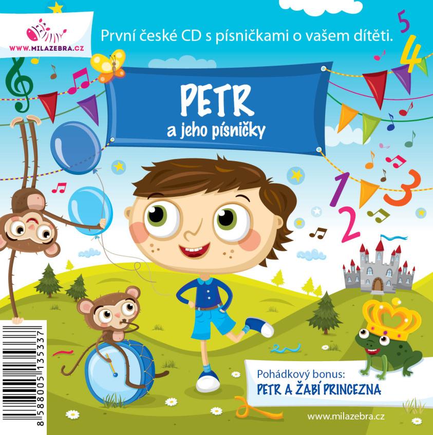 Petr a jeho písničky