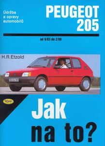 Obrázok Peugeot 205 od 9/83 do 2/99