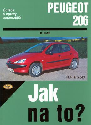 Obrázok Peugeot 206 od 10/98