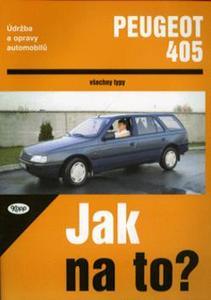 Obrázok Peugeot 405 do 1993