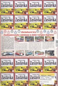 Obrázok Pexeso Československé autobusy 1