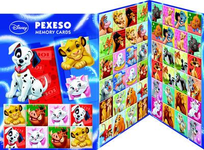 Obrázok Pexeso Disney zvířátka