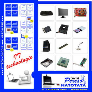 Obrázok Pexeso Natotata IT terminologie Hardware