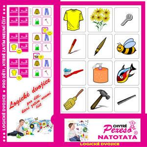 Obrázok Pexeso Natotata Logické dvojice