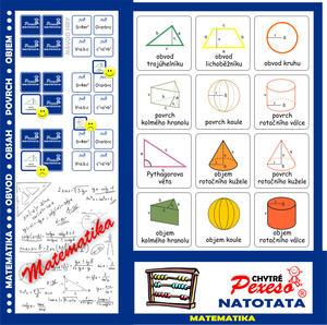 Obrázok Pexeso Natotata Matematika